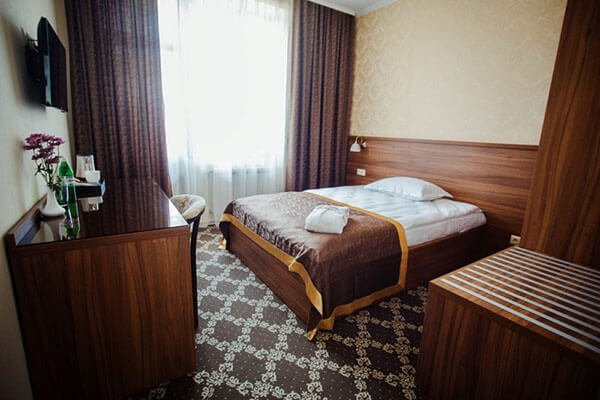 Санаторій «Кришталеве Джерело» Солочин Одномісний + Фото №1