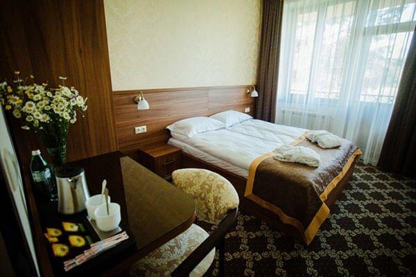 Санаторий «Кришталеве Джерело» Солочин Двухместный Фото №1