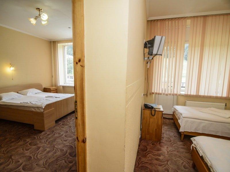 Санаторій «Гірська Тиса» Закарпаття 2-кімнатний Сімейний Фото №2
