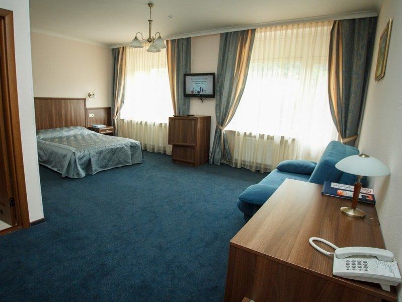 Санаторий «Горная Тиса» Закарпатье Kvasy Deluxe 1-комнатный Фото №3