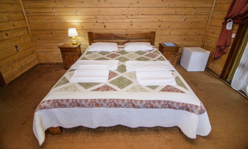 Санаторий «Горная Тиса» Закарпатье 2-х местный Стандарт с двуспальной кроватью Фото №1