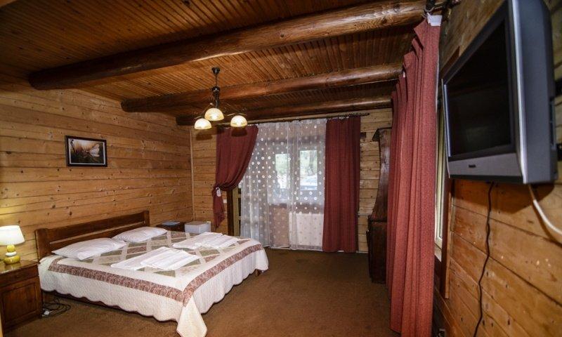 Санаторій «Гірська Тиса» Закарпаття 2- місний Стандарт з двохспальним ліжком Фото №6