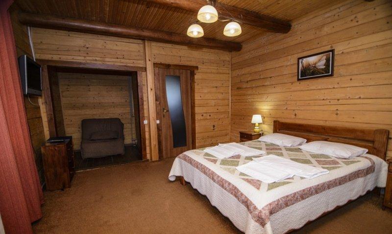 Санаторий «Горная Тиса» Закарпатье 2-х местный Стандарт с двуспальной кроватью Фото №3