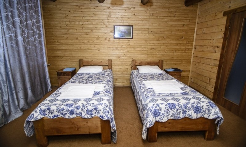 Санаторій «Гірська Тиса» Закарпаття 1-кімнатний Сімейний номер Фото №4