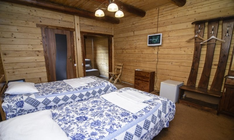Санаторій «Гірська Тиса» Закарпаття 1-кімнатний Сімейний номер Фото №1