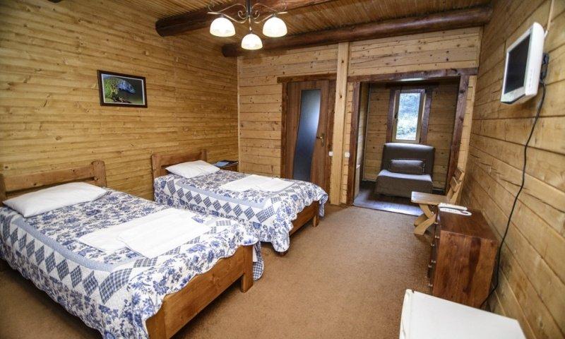 Санаторій «Гірська Тиса» Закарпаття 1-кімнатний Сімейний номер Фото №2