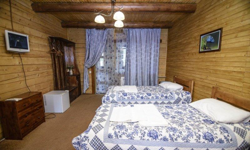 Санаторій «Гірська Тиса» Закарпаття 1-кімнатний Сімейний номер Фото №3