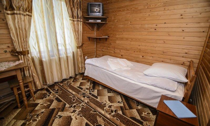 Санаторий «Горная Тиса» Закарпатье 2 местный Стандарт с двуспальной кроватью Фото №4