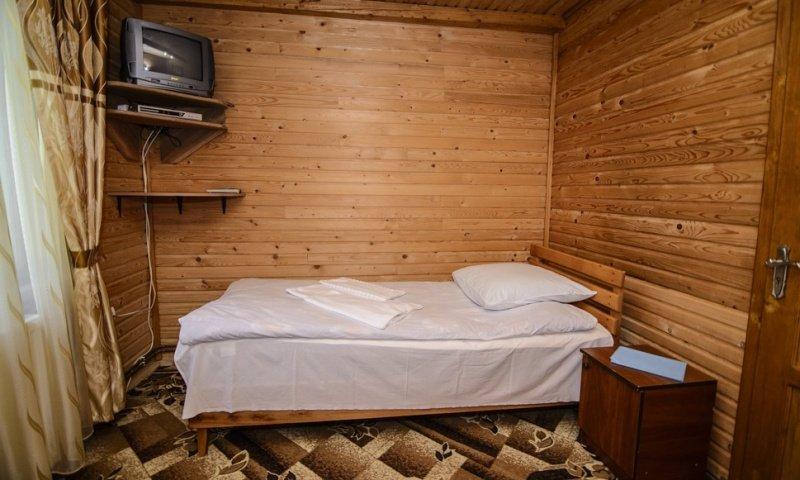 Санаторій «Гірська Тиса» Закарпаття 2 місний Стандарт з двохспальним ліжком Фото №3