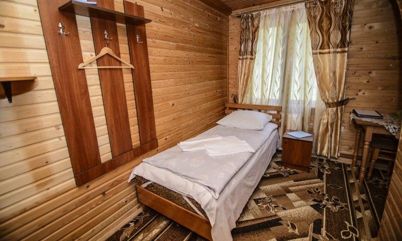 Санаторий «Горная Тиса» Закарпатье 2 местный Стандарт с двуспальной кроватью Фото №2