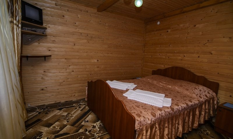 Санаторий «Горная Тиса» Закарпатье 2 местный Стандарт с двуспальной кроватью Фото №5
