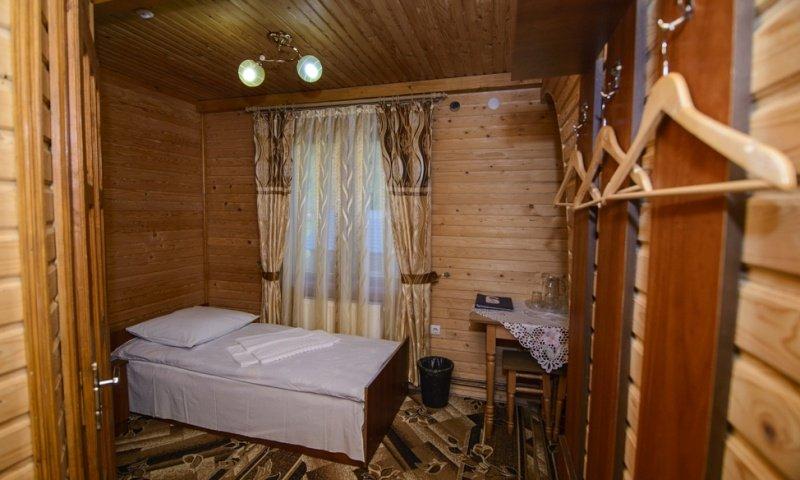 Санаторий «Горная Тиса» Закарпатье 2 местный Стандарт с двуспальной кроватью Фото №6