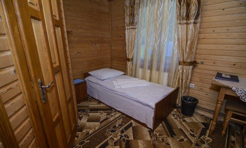 Санаторій «Гірська Тиса» Закарпаття 2 місний Стандарт з двохспальним ліжком Фото №7