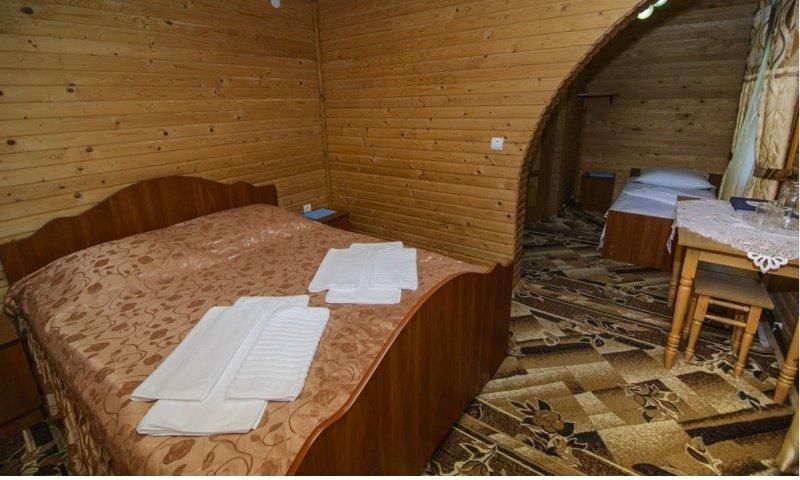 Санаторий «Горная Тиса» Закарпатье 2 местный Стандарт с двуспальной кроватью Фото №1