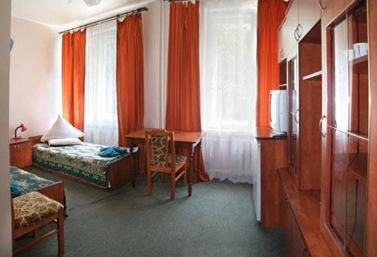 Санаторій «Квітка Полонини» Закарпаття 2-місний однокімнатний Покращений номер Фото №3