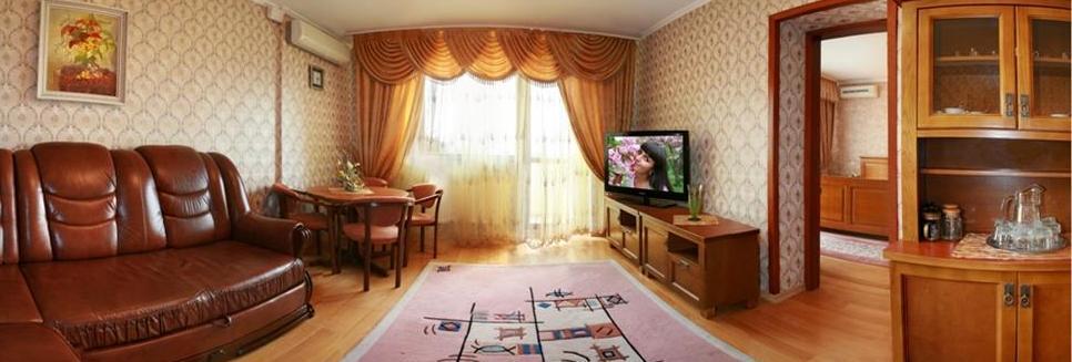 Санаторій «Квітка Полонини» Закарпаття 2-місний 2-кімнатний Півлюкс Фото №5