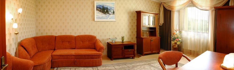 Санаторий «Сузирье» Закарпатье 2-местный 3-комнатный номер Люкс Апартаменты Фото №2