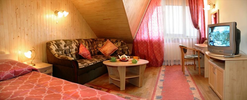 Санаторій «Сузір'я» Закарпаття 1-кімнатний 2-місний номер 5 мансардний поверх Фото №1