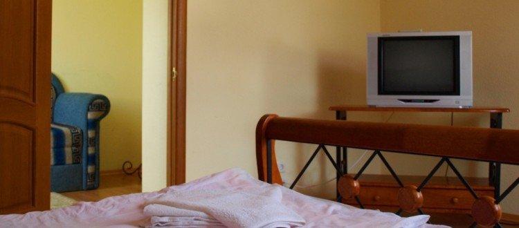 Санаторій «Сонячний» Поляна, Закарпаття Сімейний Півлюкс Фото №3