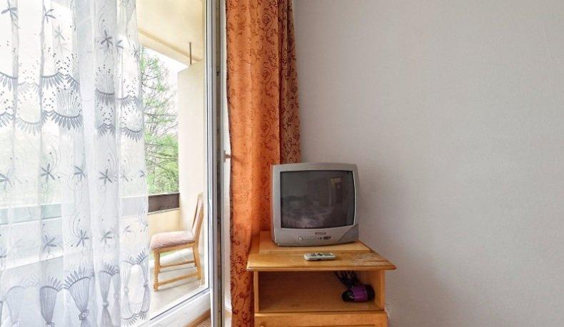 Санаторій «Карпати» Чинадієво 1-кімнатний одномісний номер Напівлюкс Фото №2