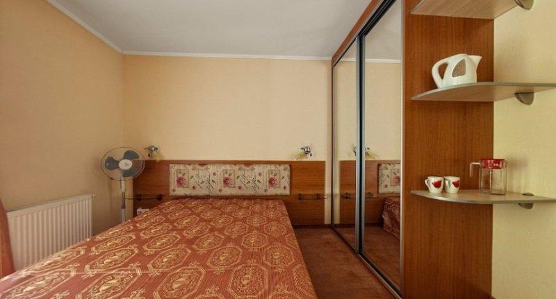 Санаторий «Карпаты» Чинадиево 2-х комнатный одноместный номер Люкс (корпус№ 3) Фото №2