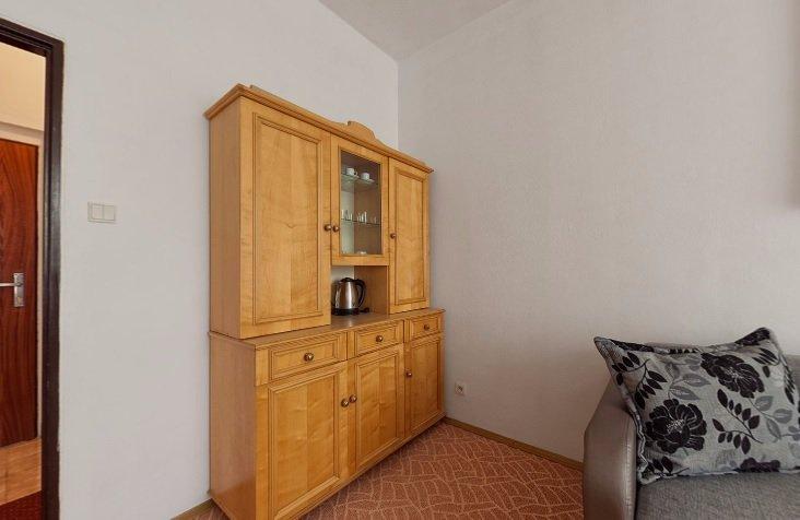 Санаторий «Карпаты» Чинадиево 2-х комнатный одноместный номер Люкс (корпус №1) Фото №4