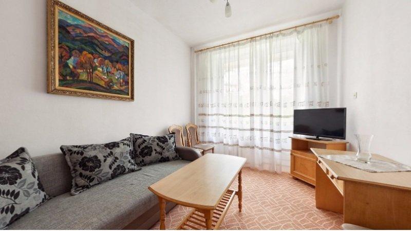 Санаторий «Карпаты» Чинадиево 2-х комнатный одноместный номер Люкс (корпус №1) Фото №5