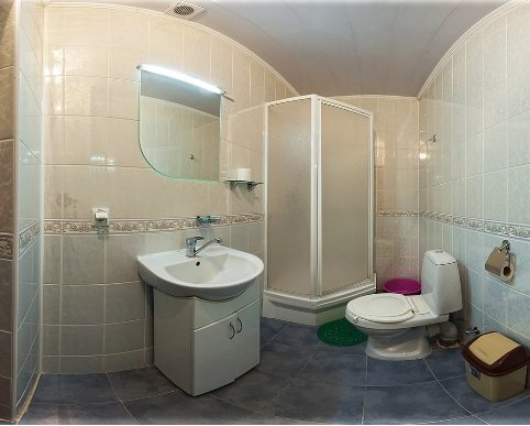 Санаторій «Карпати» Чинадієво 1-кімнатний одномісний номер Люкс (корпус № 3) Фото №3
