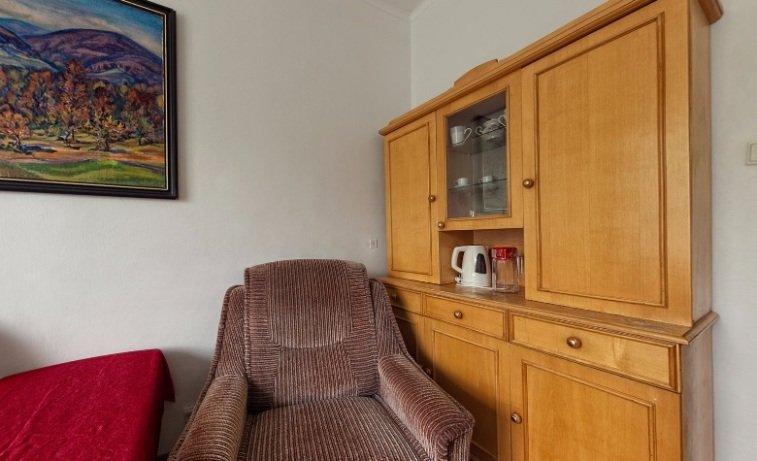 Санаторий «Карпаты» Чинадиево 2-х комнатные 2-х местные номера Люкс (корпус №1) Фото №4