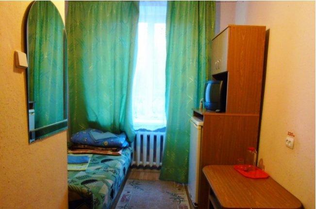Санаторій «Сонячне Закарпаття» Поляна 1-кімнатний 1-місний номер 2 категорії Фото №1
