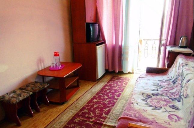 Санаторій «Сонячне Закарпаття» Поляна 2-кімнатний 2-місний номер 3 категорії Фото №3