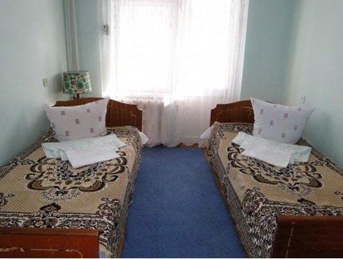 Санаторий «Синяк» Закарпатье 1-комнатный 2-местный номер с удобствами на блок, корпус №2 Фото №1