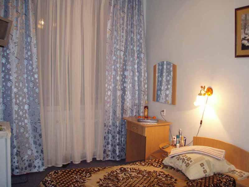 Санаторий «Синяк» Закарпатье 1-комнатный 2-местный номер повышенной комфортности (корпус № 2) Фото №1