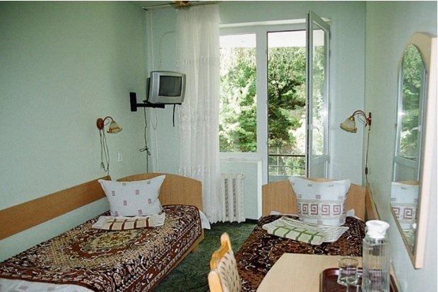 Санаторий «Синяк» Закарпатье 2-комнатный номер повышенной комфортности (корпус №2) Фото №3