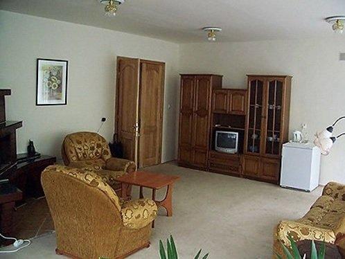 Санаторий «Синяк» Закарпатье 2-комнатный люкс (корпус № 3,7) Фото №1