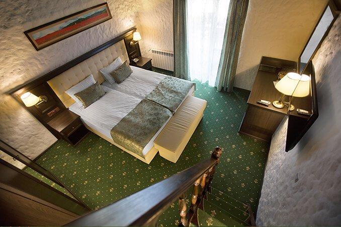 Отель «Иванчо Бирток» Косино, Закарпатье Номер Семейный Фото №3