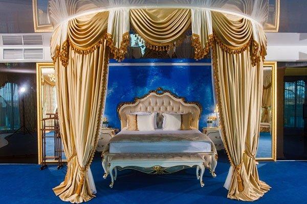 Готель «Іванчо Бірток» Косино, Закарпаття Номер Королівський Фото №1