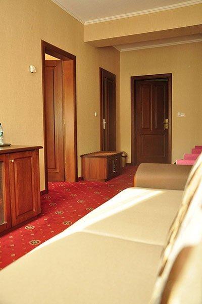 Отель «Жаворонок» Берегово Люкс (108с, 109С, 110С) Фото №5