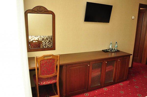 Отель «Жаворонок» Берегово Люкс (108с, 109С, 110С) Фото №3