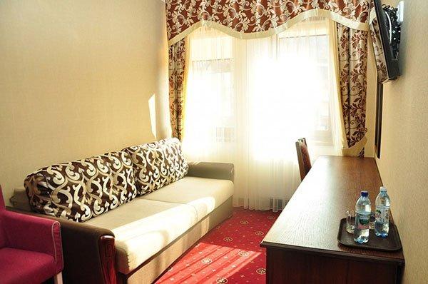 Отель «Жаворонок» Берегово Люкс (101С, 103C, 104С, 105С) Фото №2