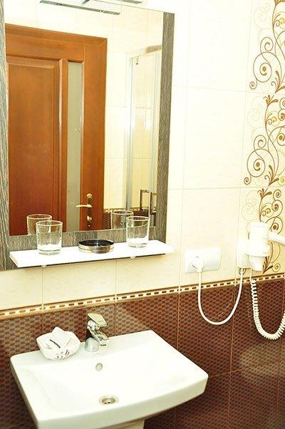 Отель «Жаворонок» Берегово Полулюкс (106С, 107с) Фото №5
