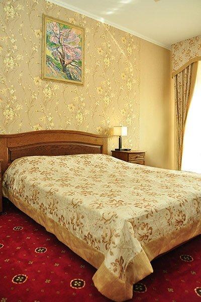 Отель «Жаворонок» Берегово Полулюкс (106С, 107с) Фото №1