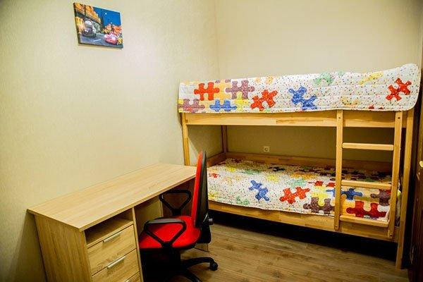Отель «Жаворонок» Берегово Люкс с детской комнатой (104D, 206D) Фото №3