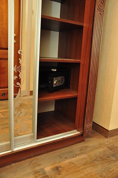 Отель «Жаворонок» Берегово Полулюкс (103А, 203А) Фото №6