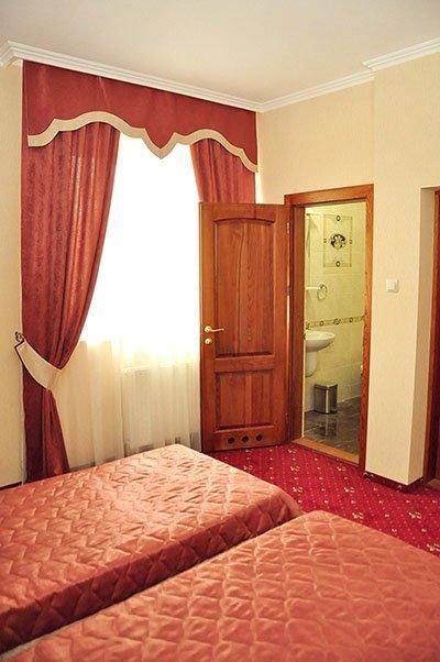 Отель «Жаворонок» Берегово Стандарт (101А, 201А, 204А, 104А) Фото №3