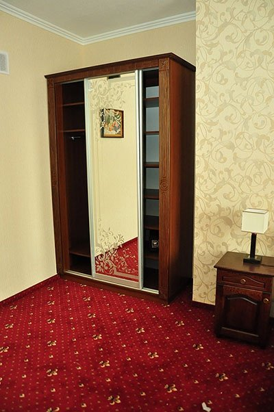 Отель «Жаворонок» Берегово Стандарт (101А, 201А, 204А, 104А) Фото №5