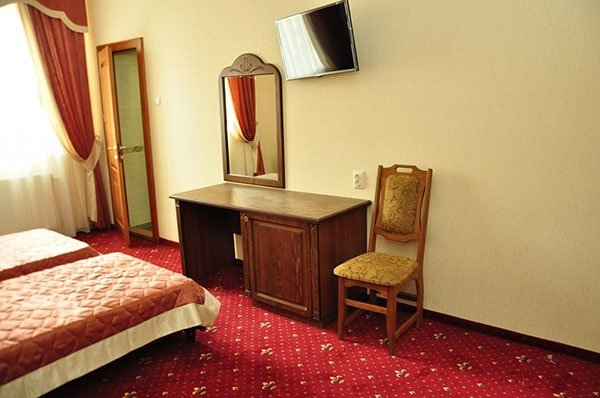 Отель «Жаворонок» Берегово Стандарт (101А, 201А, 204А, 104А) Фото №6