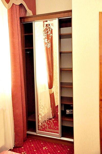 Отель «Жаворонок» Берегово Стандарт (102А, 202А) Фото №4