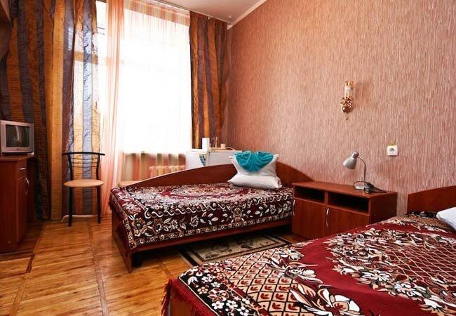 Санаторий «Полтава» Миргород Одноместный стандарт улучшенный Фото №1
