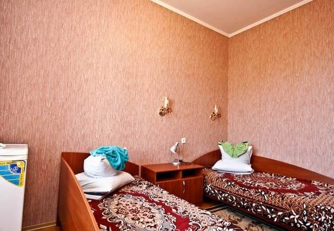 Санаторий «Полтава» Миргород Одноместный стандарт улучшенный Фото №3